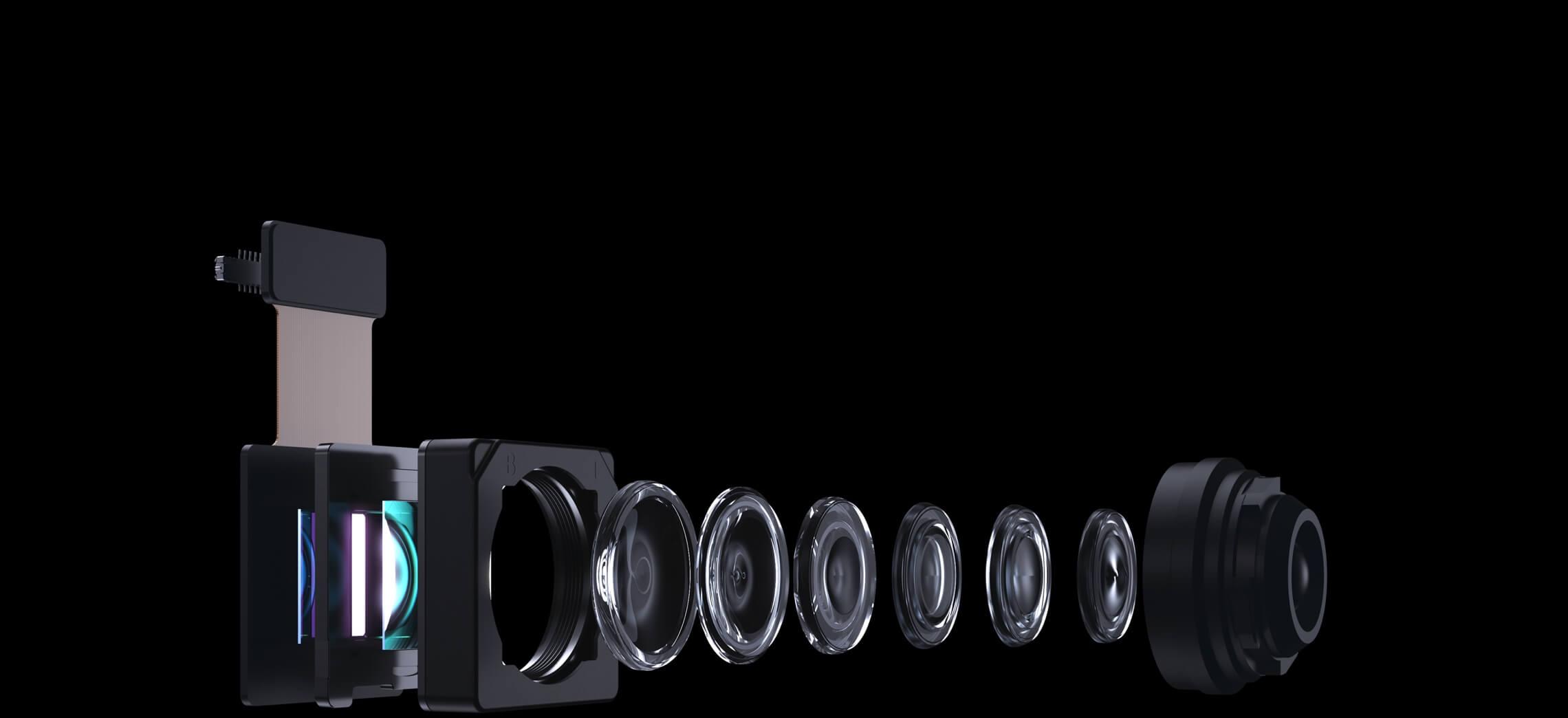 Realme GT Master Edition camera