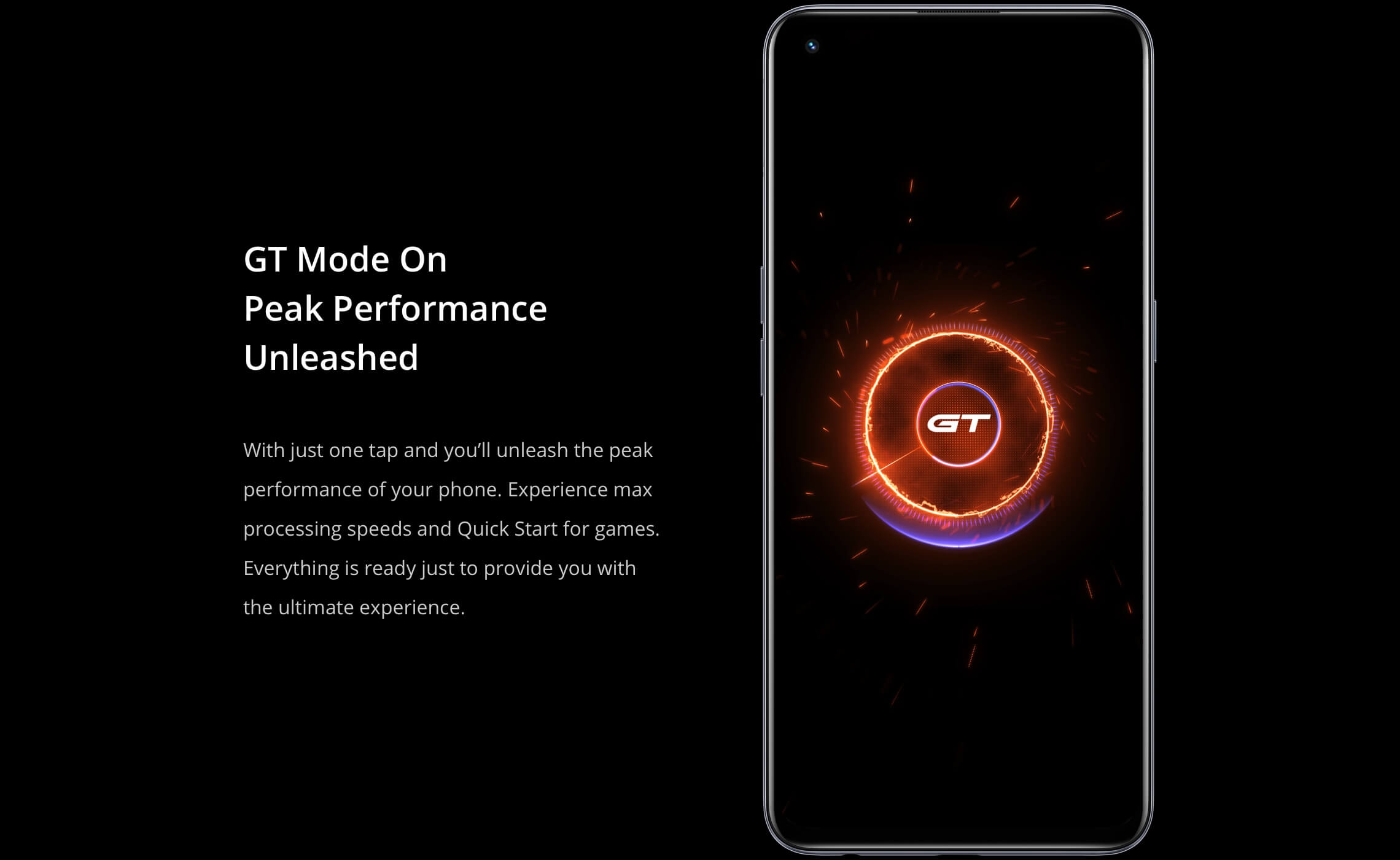 Realme GT Master Edition performance