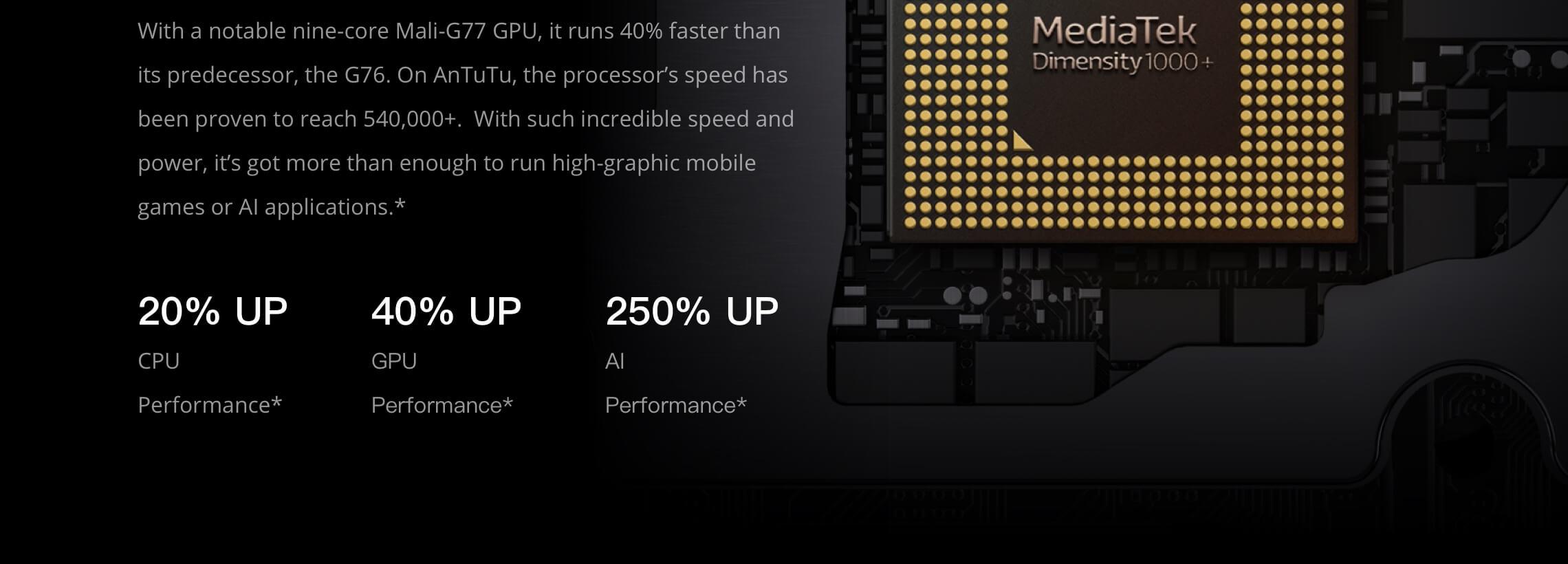 Realme x7 pro 5g technology
