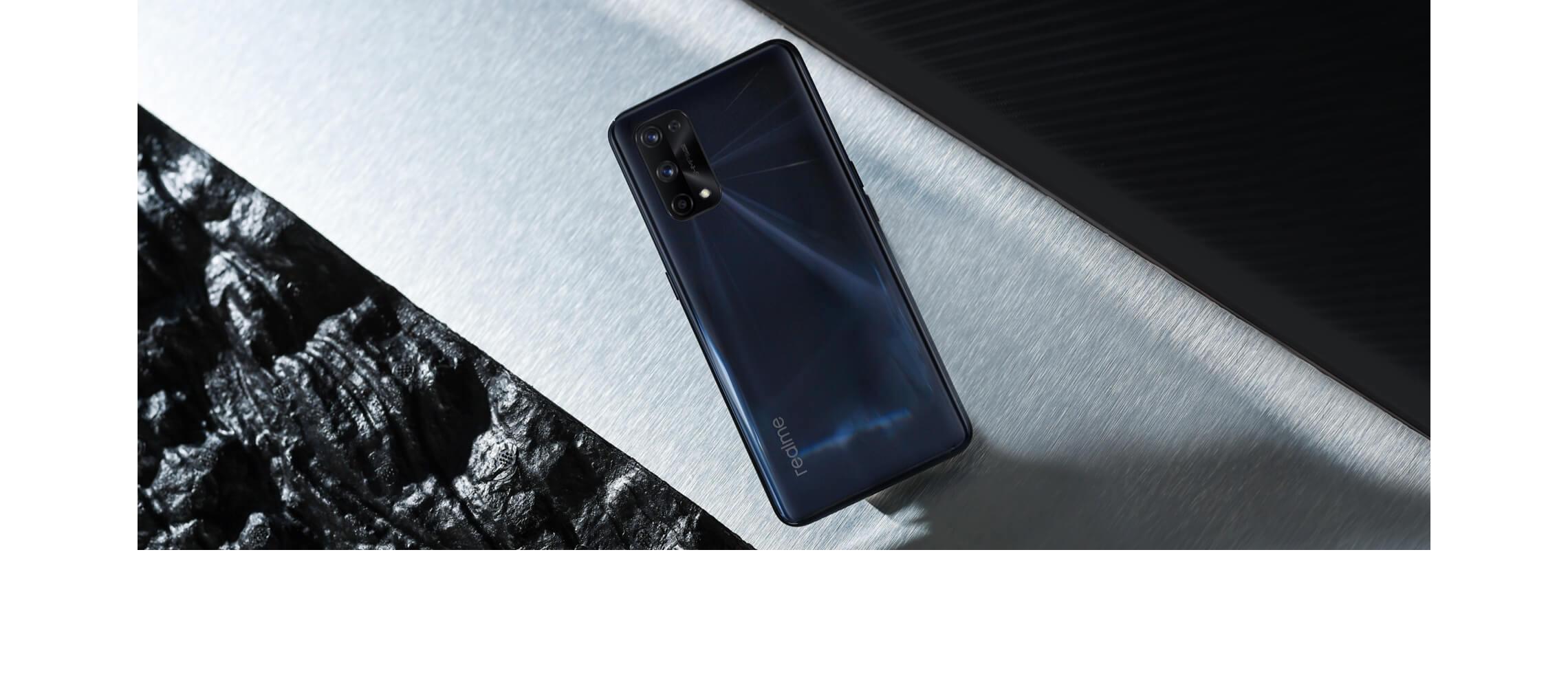 Realme x7 pro color black