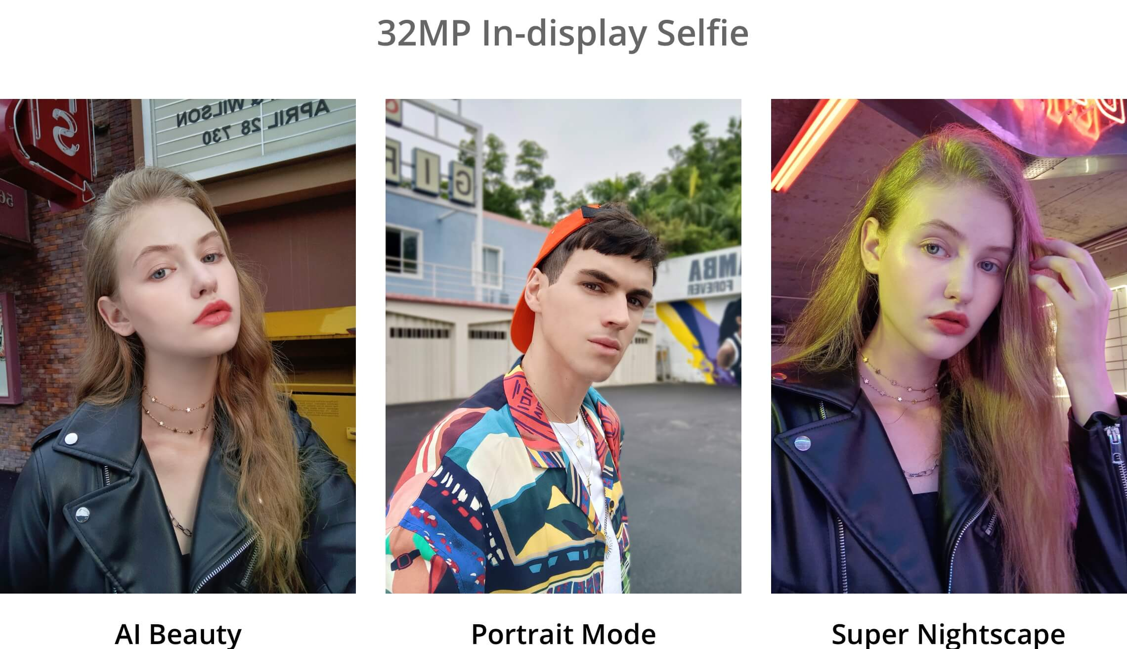 Realme x7 pro displayselfie