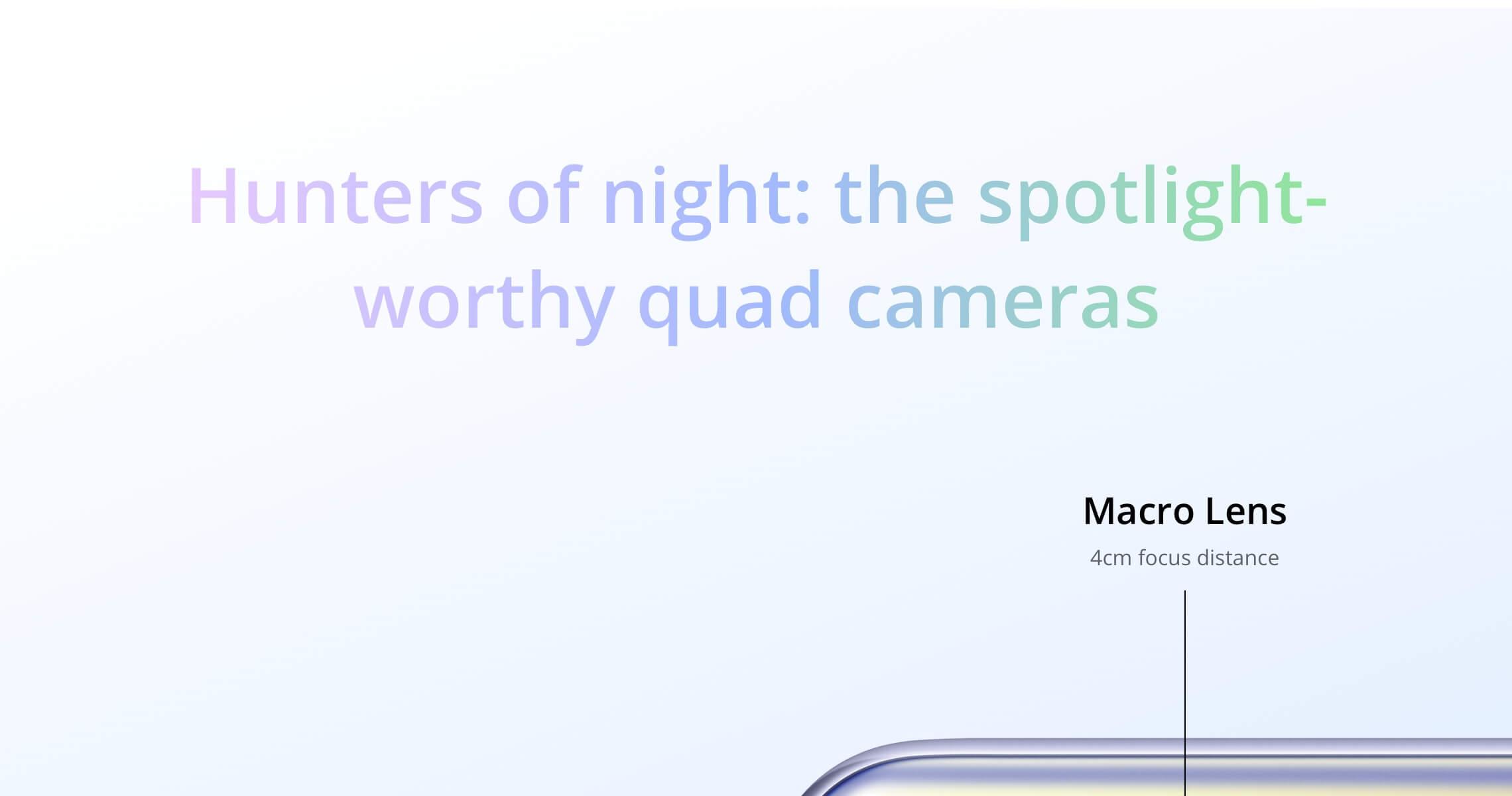 Realme x7 pro quad camera