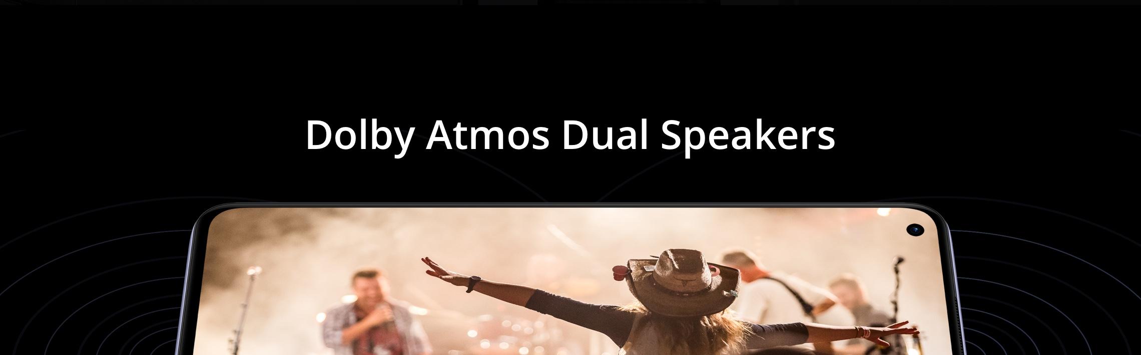 Realme x7 pro speaker