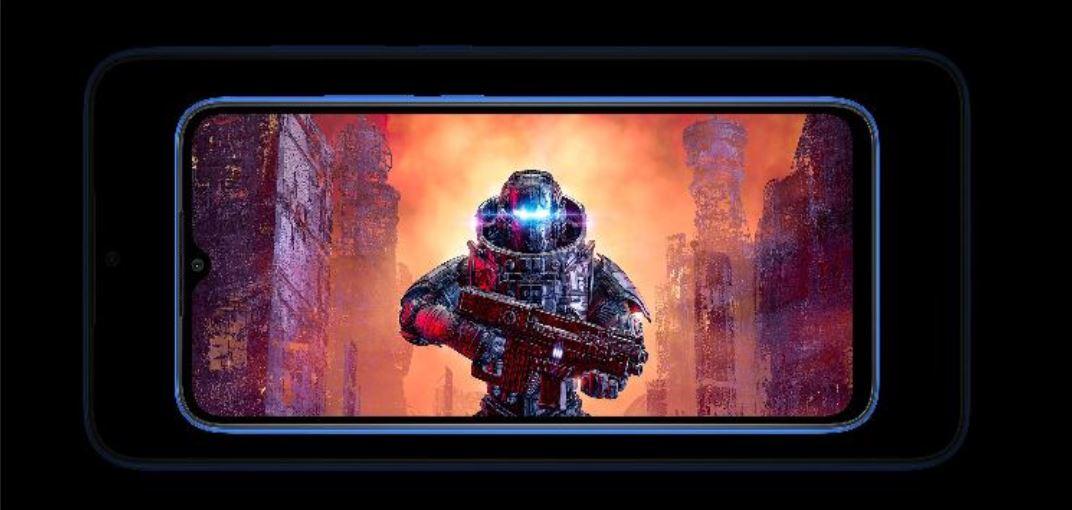 Redmi 9 activ game technology