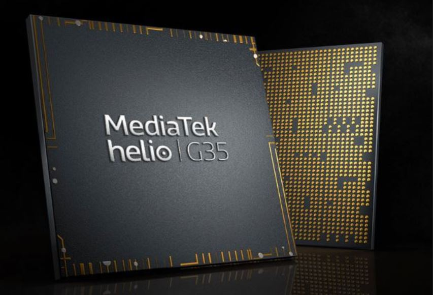 Redmi 9 activ processor