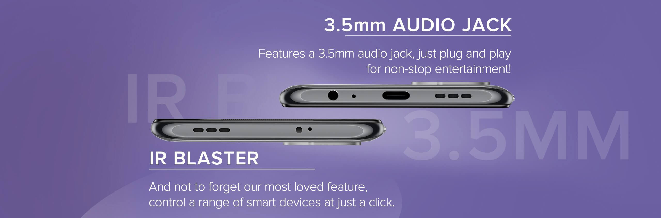 Redmi Note 10 audio