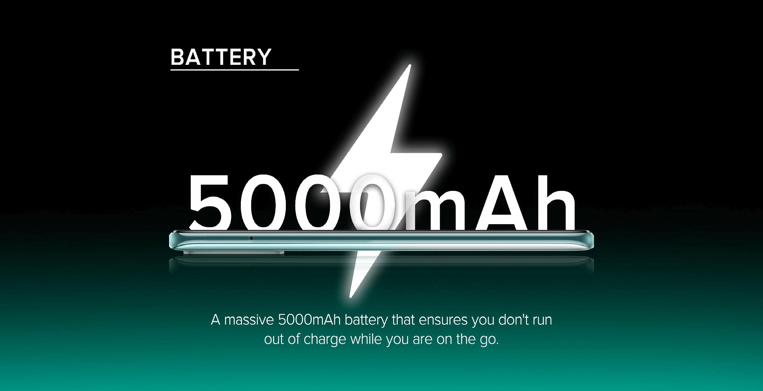Redmi Note 10 battery