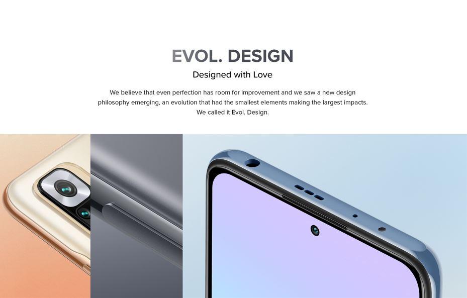 Redmi EVOL.design