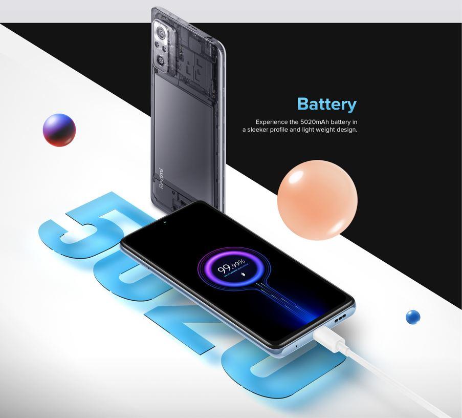 Redmi battery