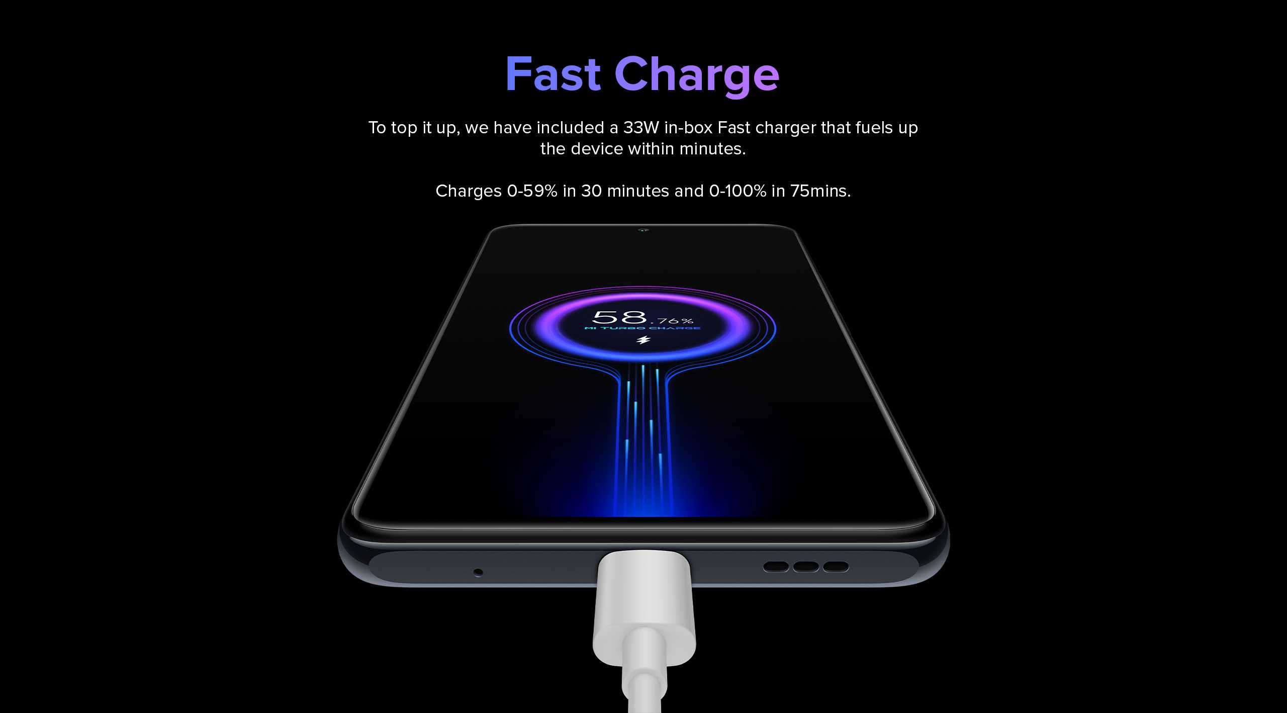 Redmi fast charge