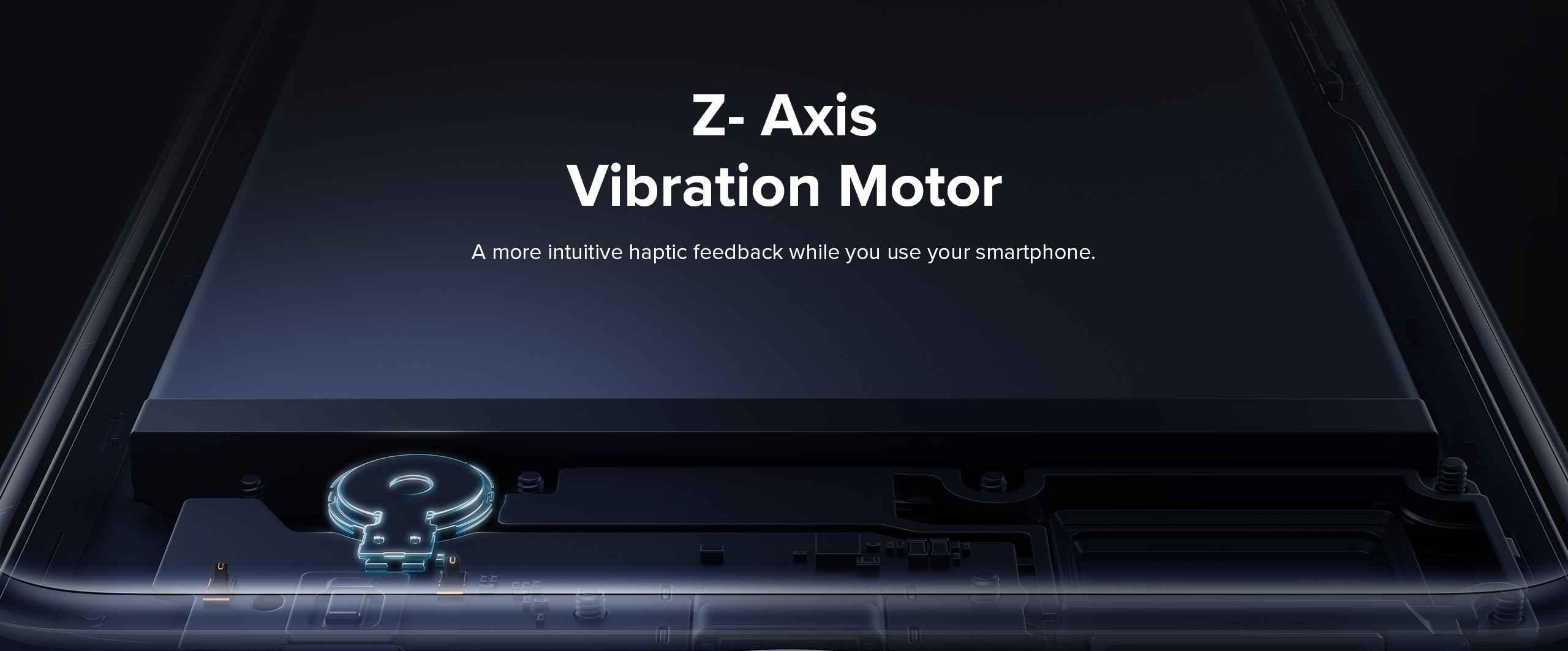 Redmi vibration motor