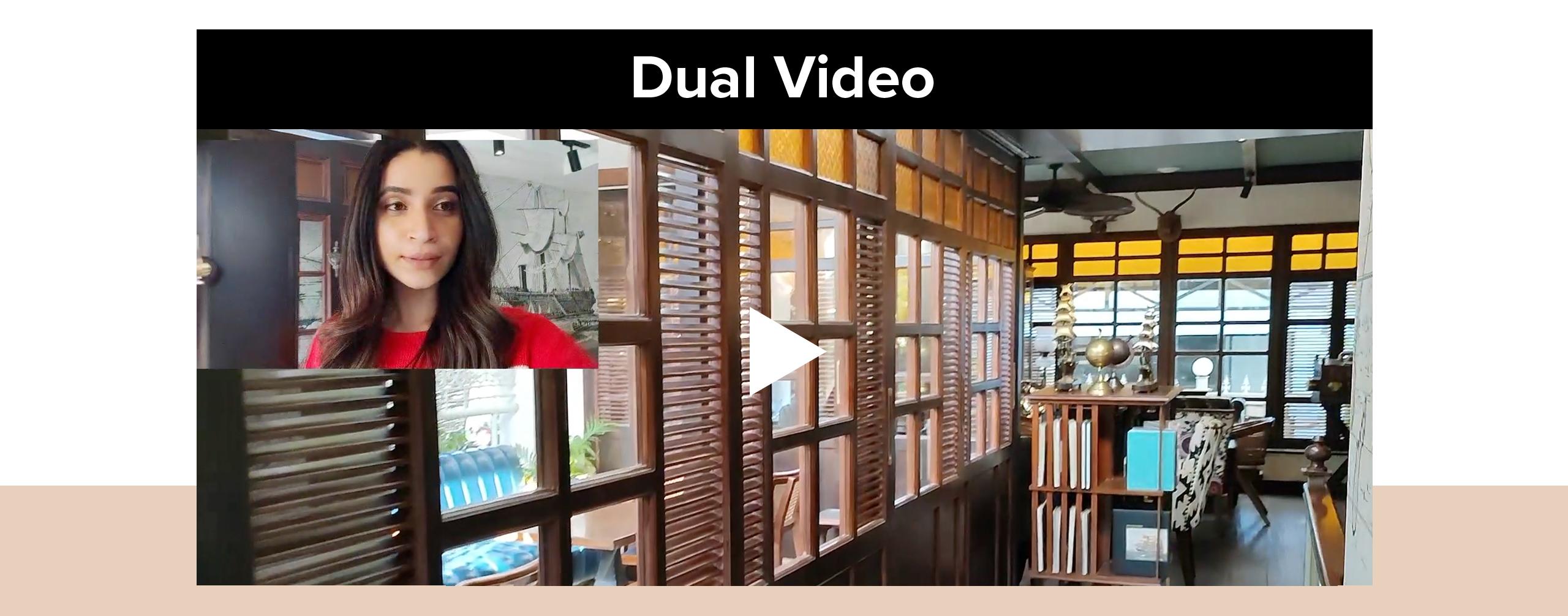 redmi note 10 pro dual video