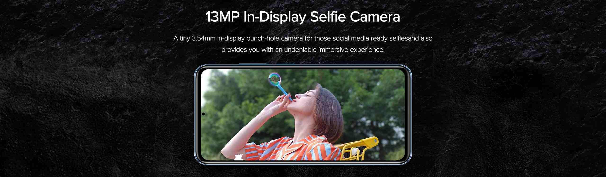 Redmi Note 10s selfi camera