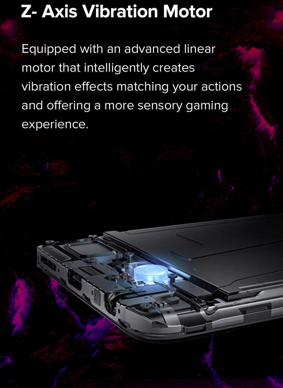 Redmi Note 10s vibration