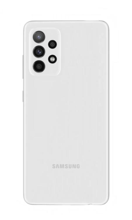 Galaxy White color