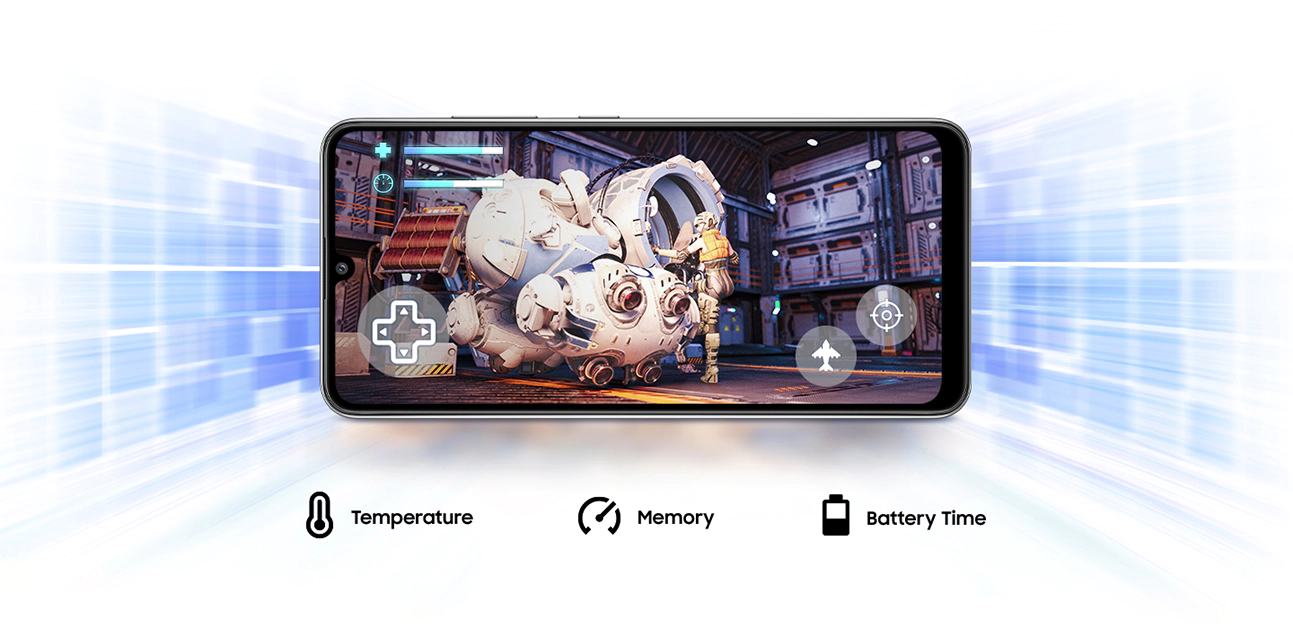 Samsung Galaxy A32 game
