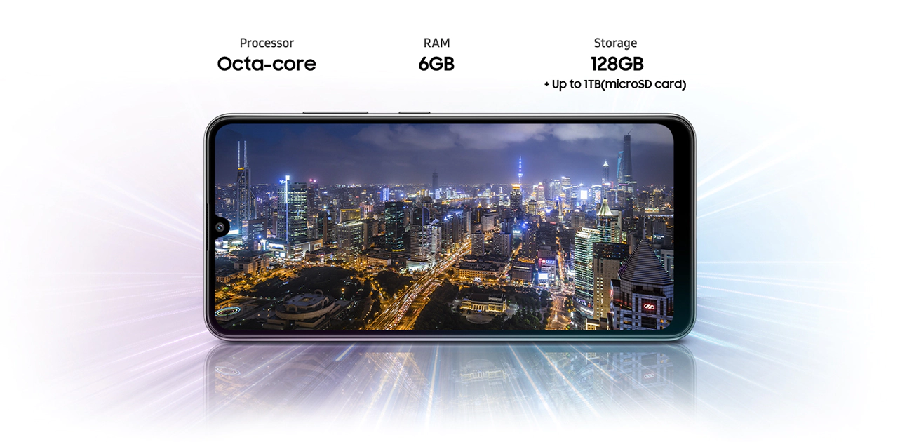Samsung Galaxy A32 performance