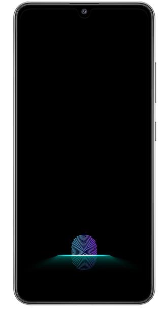 Samsung Galaxy A32 screen