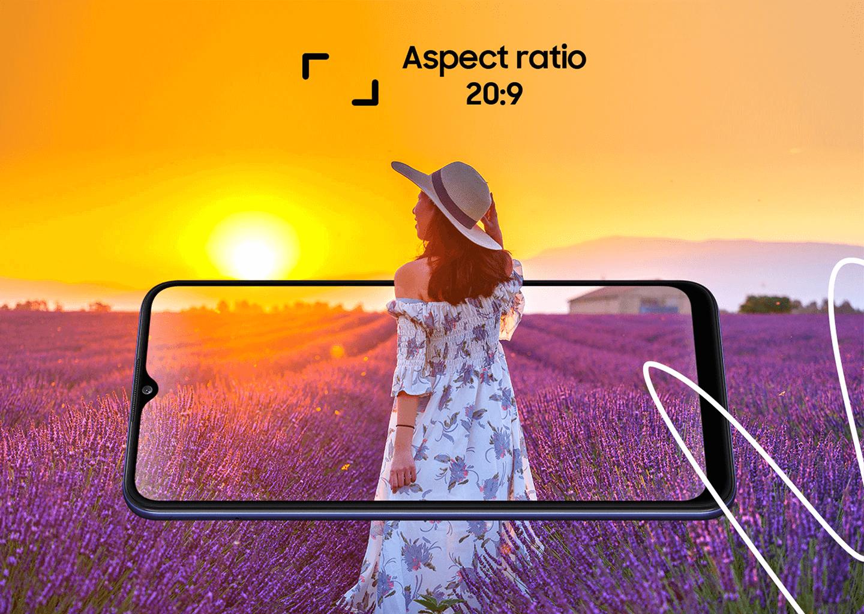 Samsung Galaxy F02s Display