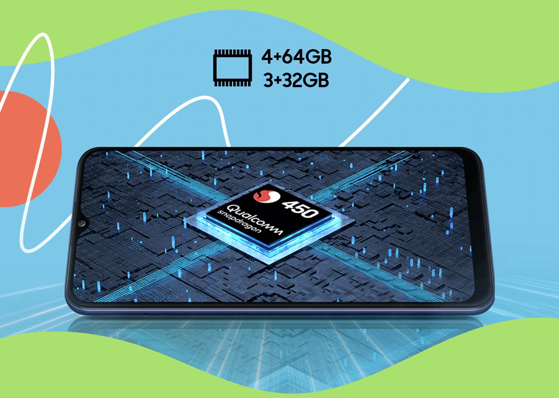 Samsung Galaxy F02s Processor