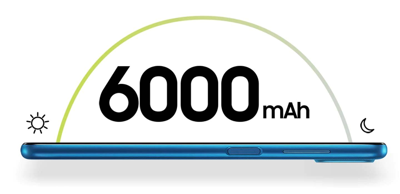 Samsung Galaxy M12 battery
