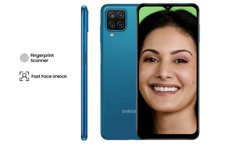 Samsung Galaxy M12 security