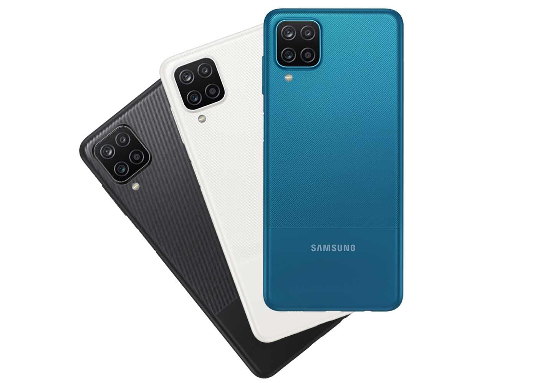 Samsung Galaxy M12 style