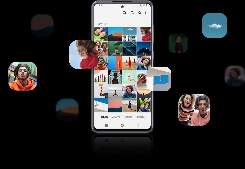 Samsung Galaxy S20 FE 5G memory