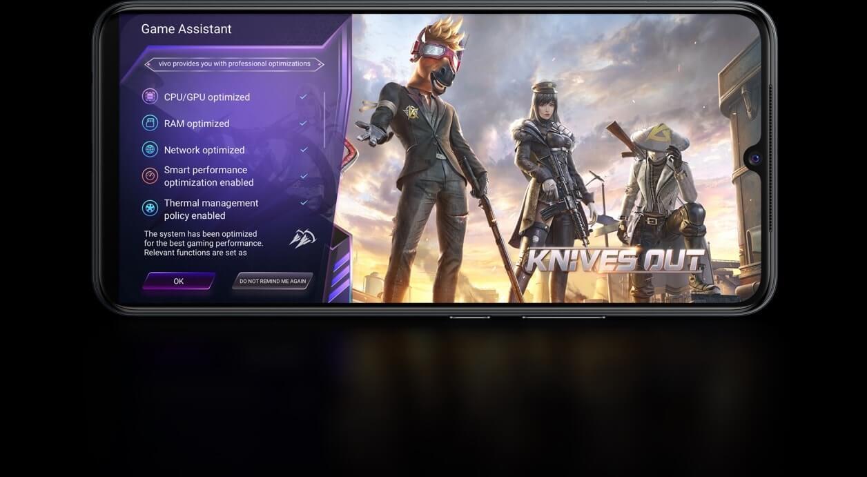 Vivo V20 game