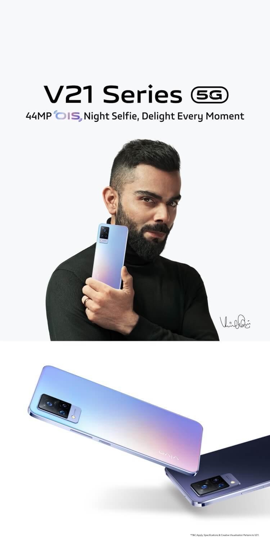 vivo v21 5g mobile