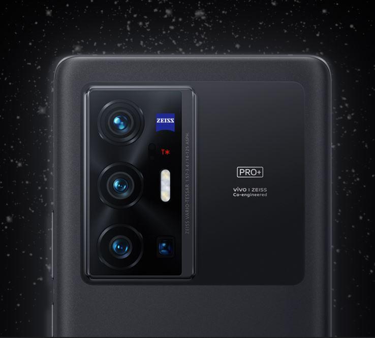 vivo x70 pro plus ZEISS Optics