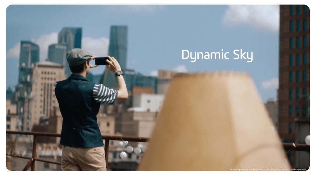 vivo v20 pro dynamic sky