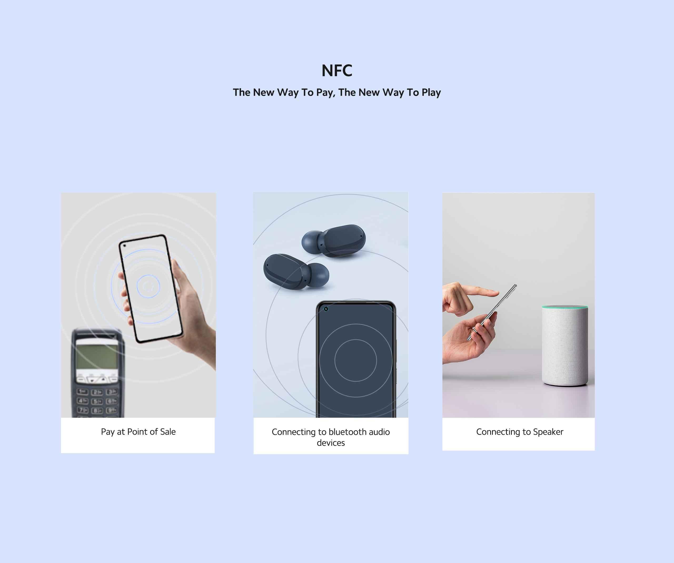 Xiaomi 11 lite NFC