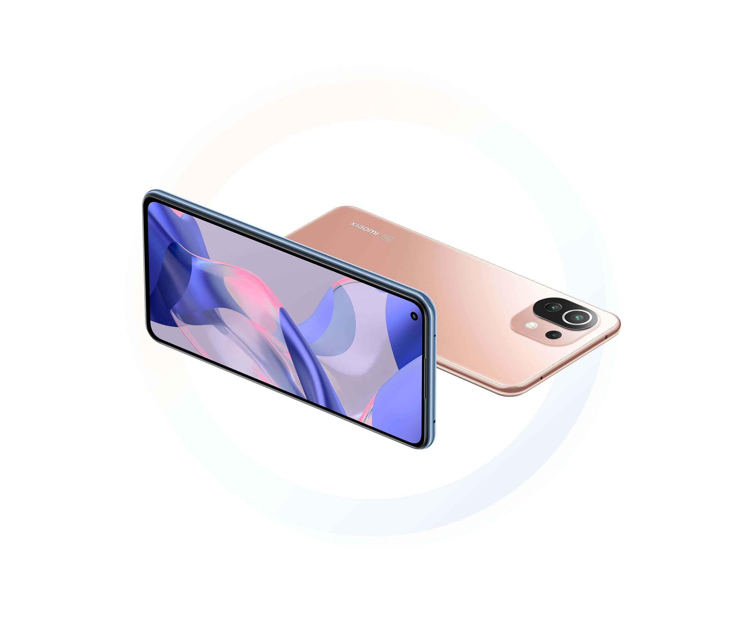 Xiaomi 11 lite Premium Design