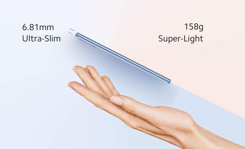 Xiaomi 11 lite Slimmest And Lightest