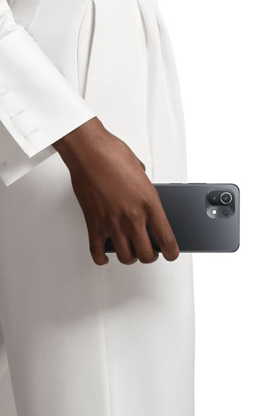 Xiaomi 11 lite black color