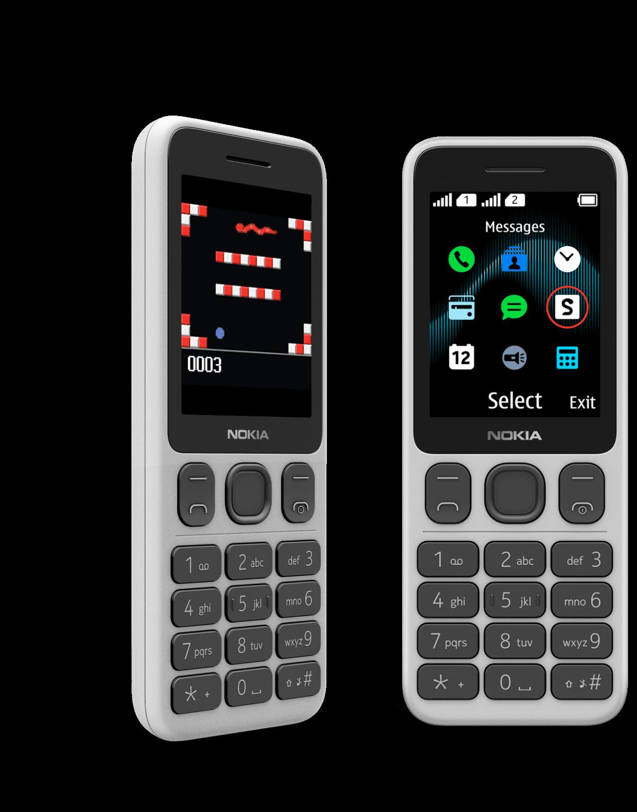 Nokia 125 price