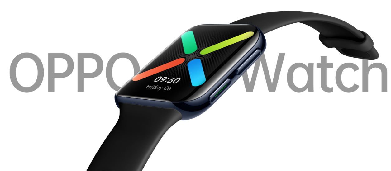 Oppo Smartwatch 46mm color