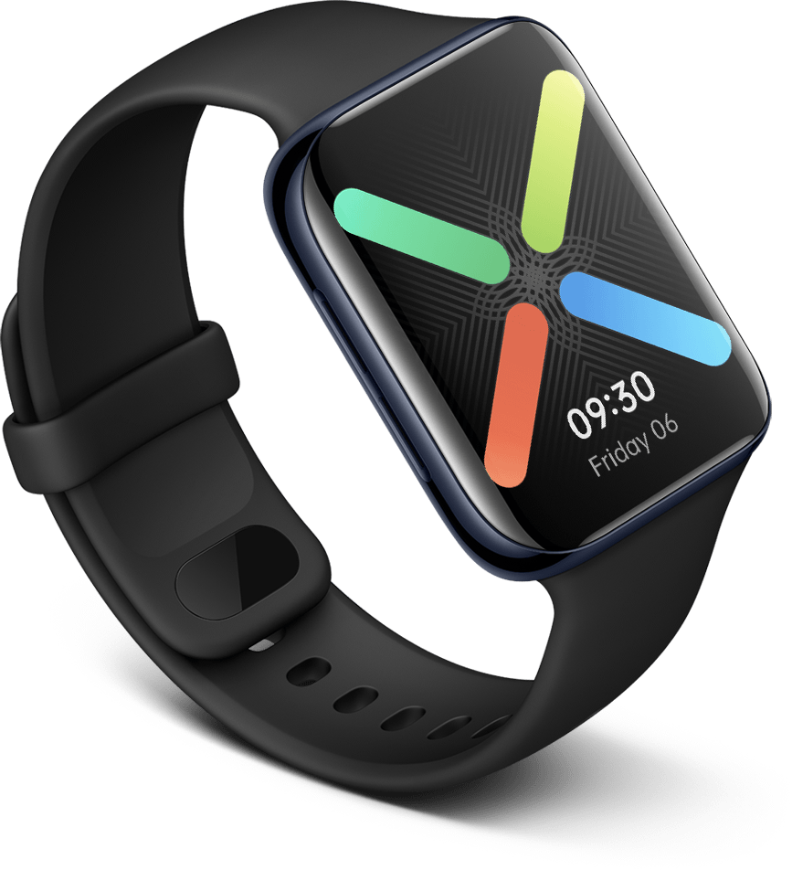 Oppo Smartwatch 46mm price in india