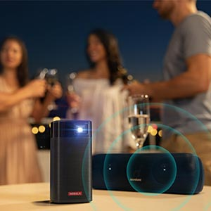 Anker Nebula Apollo Projector expand your sound