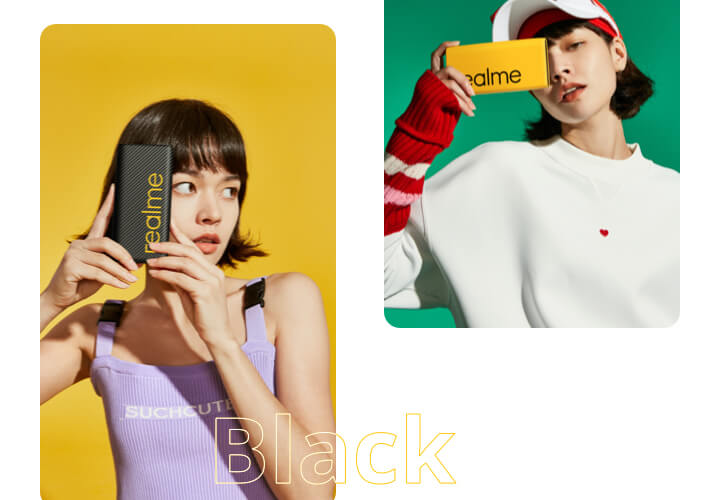 Realme 30w charge powerbank attraction