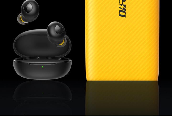 Realme 30w charge powerbank Design