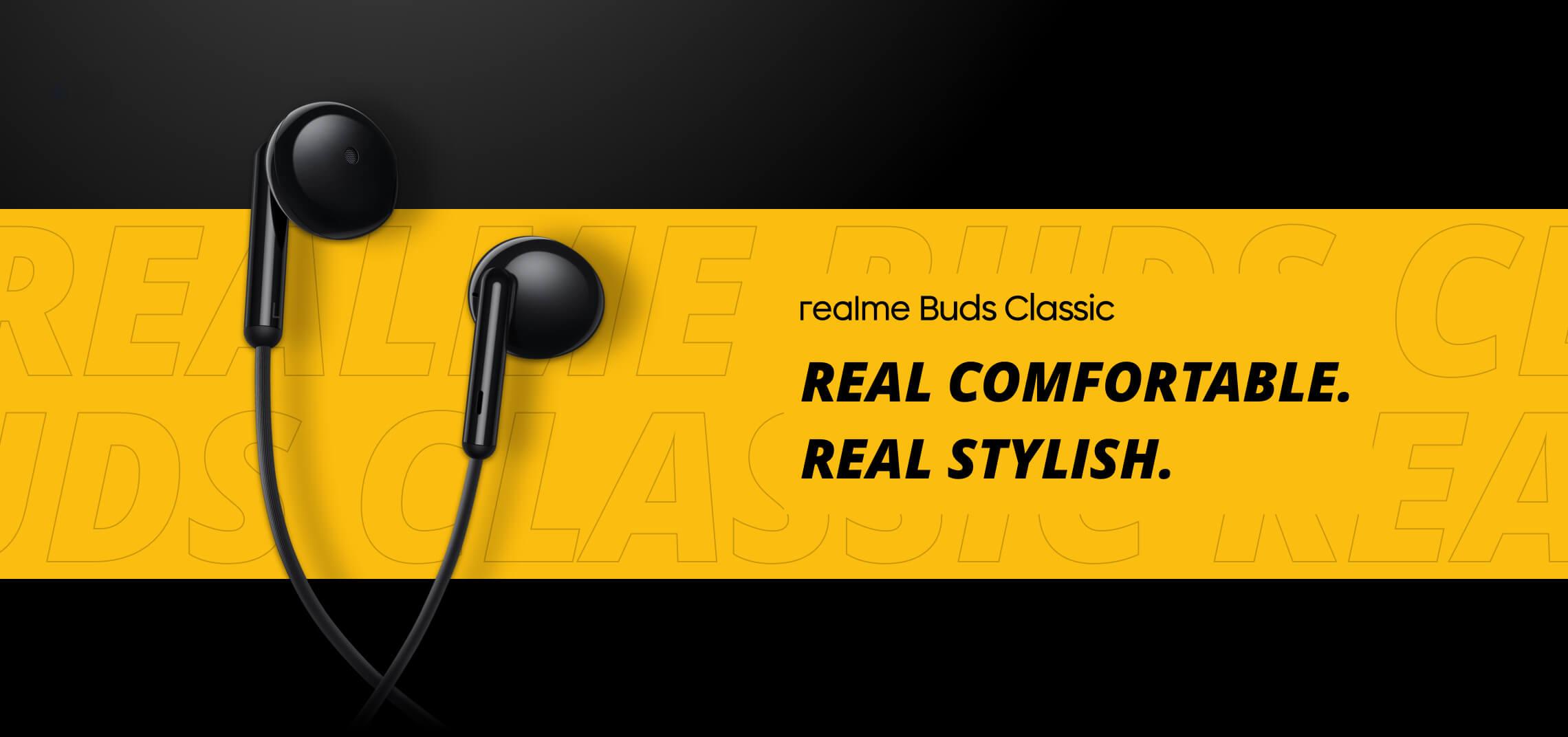 Realme Buds Classic Earphones