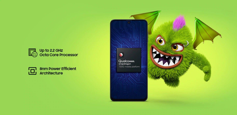 Samsung Galaxy M51 features
