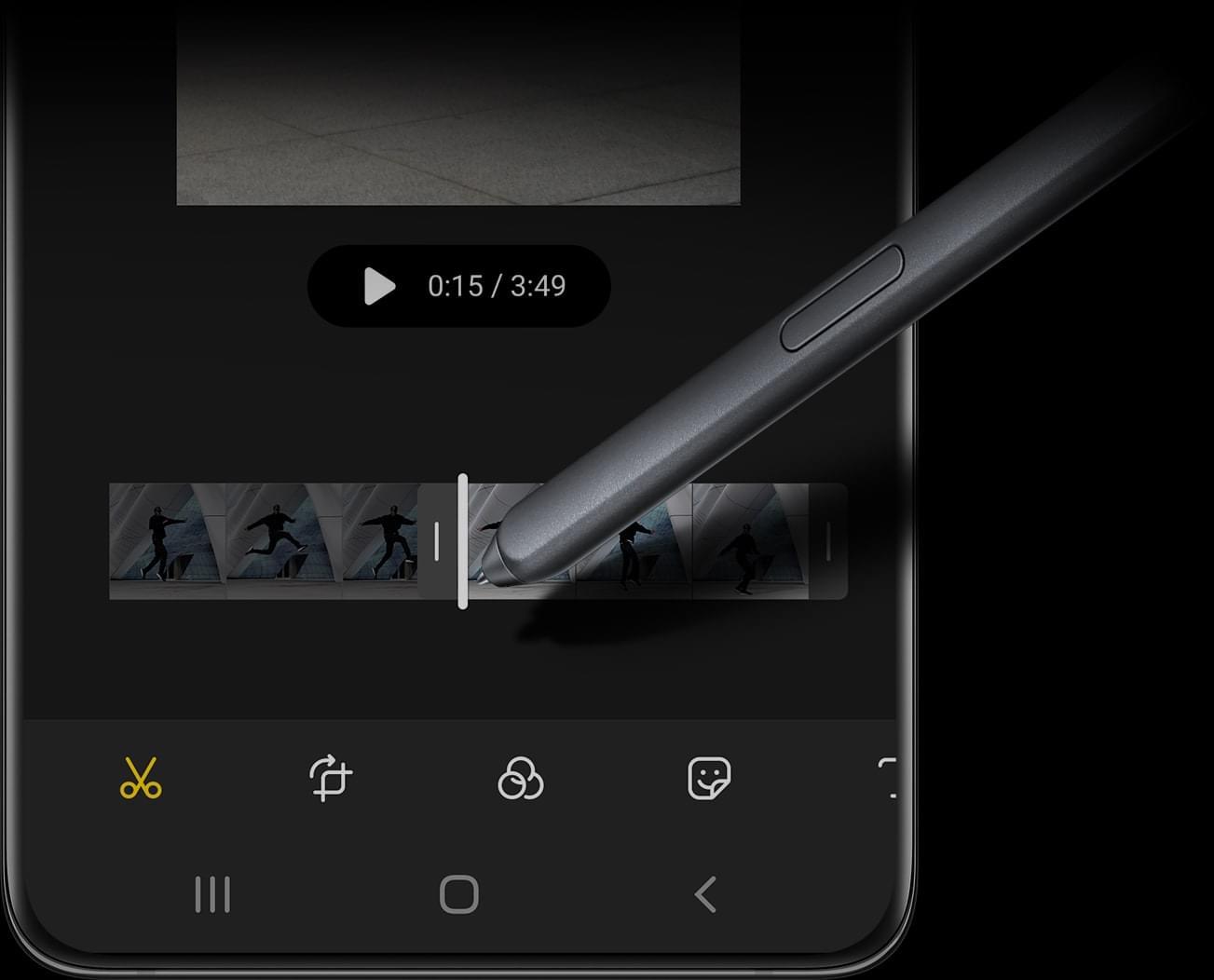 galaxy s21 ultra 5g highlights pen