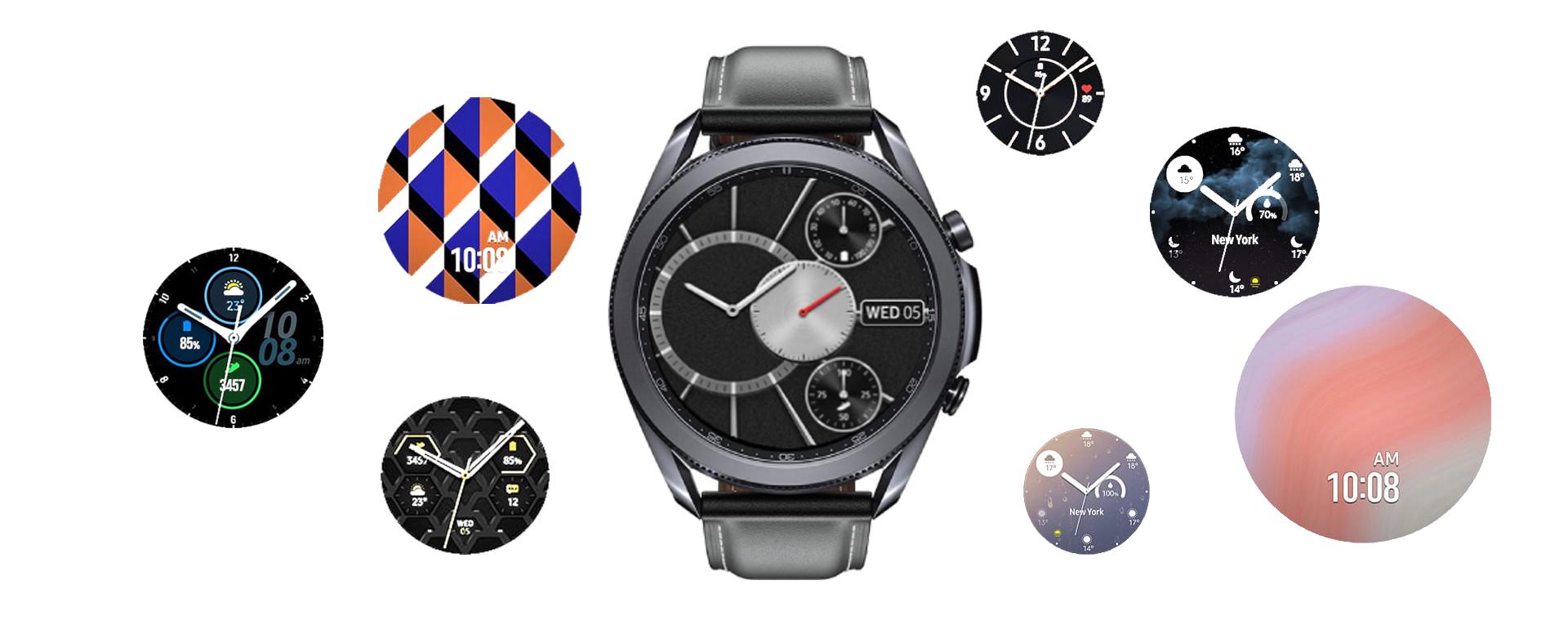 Samsung Galaxy Watch3 color