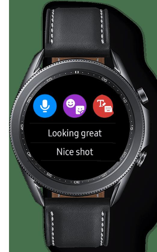 Samsung Galaxy Watch3 spec