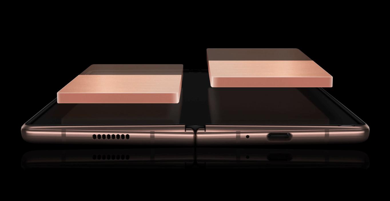 samsung Galaxy Z Fold2 color