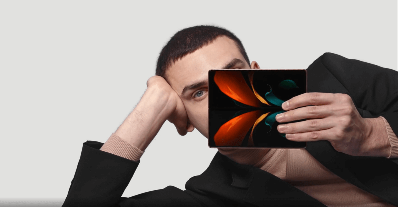 samsung Galaxy Z Fold2 features