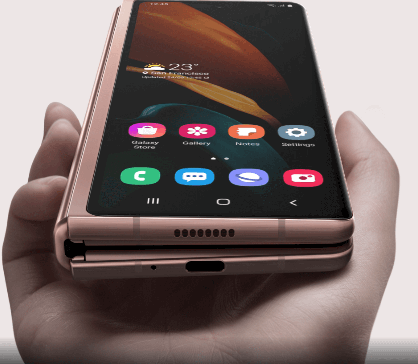 samsung Galaxy Z Fold2 price in india